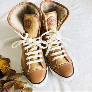 Tory Burch | High top athletic boots